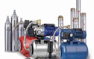 Использование насосного оборудования для водоснабжения дома