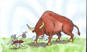 В какие года был год быка?
