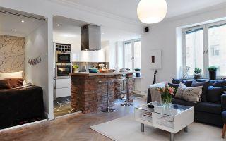 Дизайн интерьера квартиры-студии: что нужно учесть?
