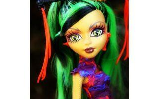 Какие особенности у куклы Джинафаер Лонг (Jinafire Long)?