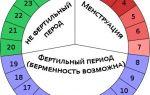 Какой должен быть менструационный цикл?