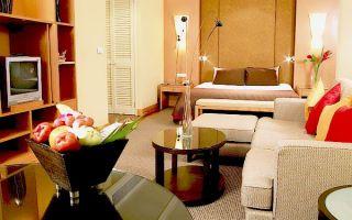 Как визуально увеличить гостинную?