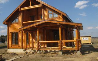 Преимущества домов из бруса и бревна