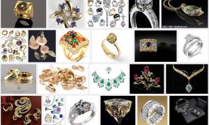 Какие ювелирные украшения подарить близкому человеку?