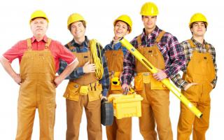 Как выбрать специалиста в ремонтно-строительных работах?