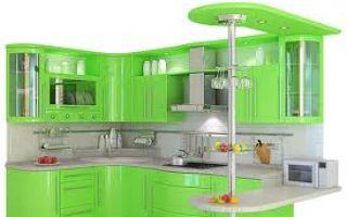 Какой цвет кухни лучше?