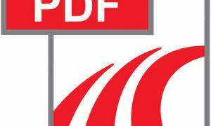 Какая программа читает формат pdf?