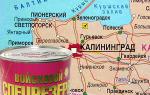 Калининградская тушенка или белорусская – какую выбрать?