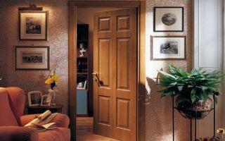 Межкомнатные двери на заказ. Какие выбрать?