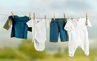 Как правильно ухаживать за детской одеждой?