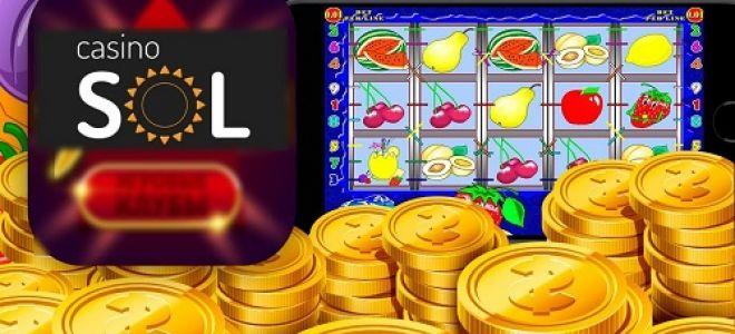 Сол казино – играть бесплатно онлайн