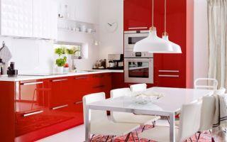 Как правильно сочетать цвета мебели и плитки на кухне?