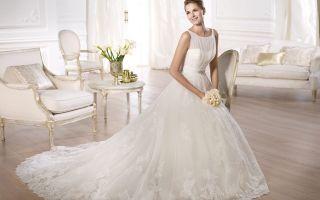 Свадебные платья: история развития и проблема выбора.