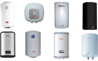 Автономное водонагревательное оборудование: бойлеры и проточные нагреватели