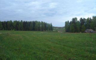 Выбор земельного участка в д.  Дашино по Калужскому шоссе для строительства