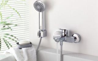 Как выбрать смеситель для ванны?