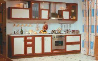 Зачем нужен фасад кухни?