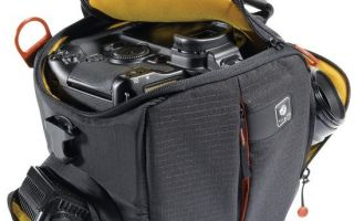 Сумка для фотоаппарата — параметры выбора от bomber.com.ua