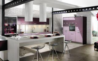 Как сделать кухню в стиле лофт?