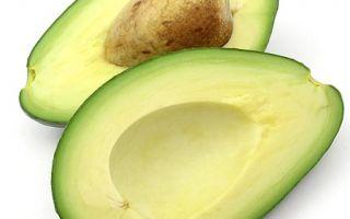 Каким должен быть авокадо?