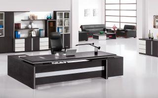 Как бы выбрать мебель в офис?