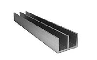 Ш-образный алюминиевый профиль, или какие существуют виды отделочных материалов из алюминия?