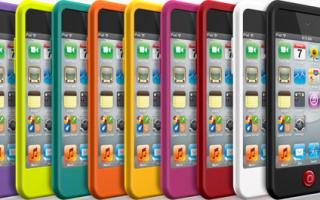 Какой чехол выбрать на  Apple iPod Touch 4G