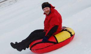 Самый надежный и безопасный вид зимнего транспорта – санки ватрушки
