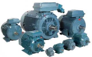 Ремонтные работы трехфазных асинхронных двигателей