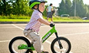 Беговел-модное транспортное средство детей