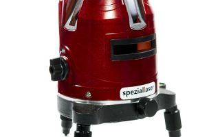 Лазерный уровень Speziallaser 3D Projector — профессионалам в строительстве и ремонте