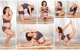 Какие упражнения нельзя делать беременным?