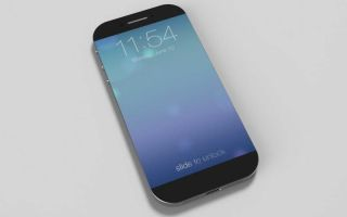 Каким будет айфон 6 (iphone 6)