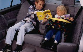 Детское такси – безопасность и комфорт для родителей.