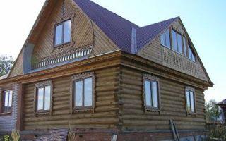 Бум вокруг деревянного дома