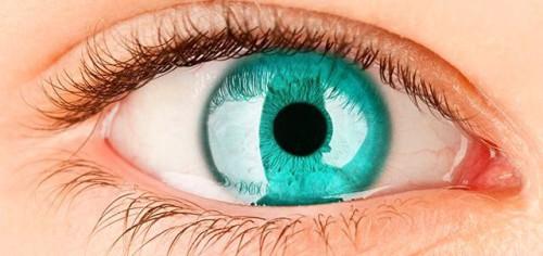 Острота зрения для правого глаза